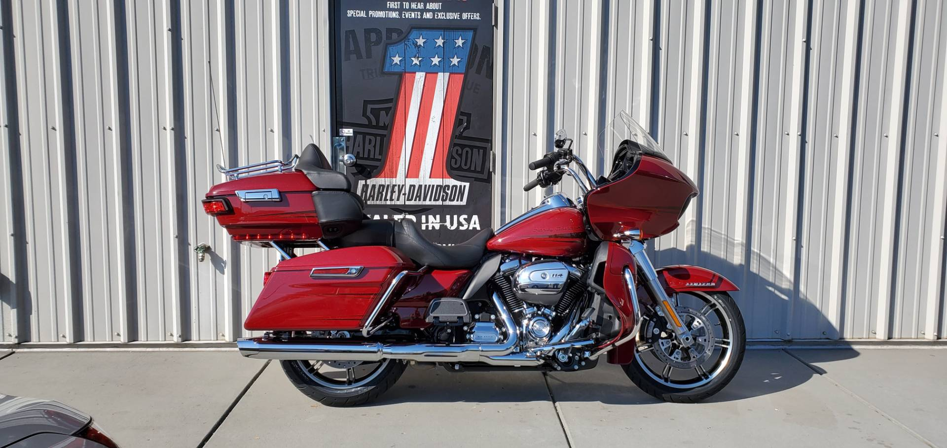 2020 Harley-Davidson Road Glide® Limited in Clarksville, Tennessee