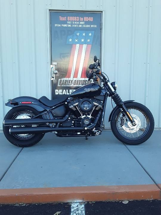 2020 Harley-Davidson Street Bob® in Clarksville, Tennessee - Photo 1