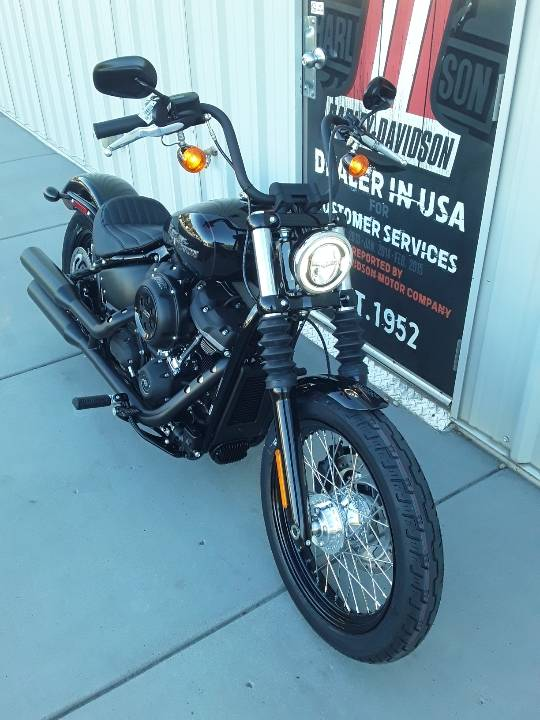 2020 Harley-Davidson Street Bob® in Clarksville, Tennessee - Photo 3