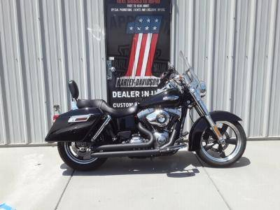 2012 Harley-Davidson Dyna® Switchback in Clarksville, Tennessee - Photo 1