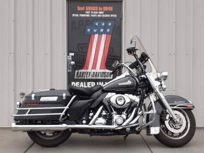 2007 Harley-Davidson FLHP Road King® Police in Clarksville, Tennessee