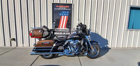 2013 Harley-Davidson Electra Glide® Ultra Limited 110th Anniversary Edition in Clarksville, Tennessee