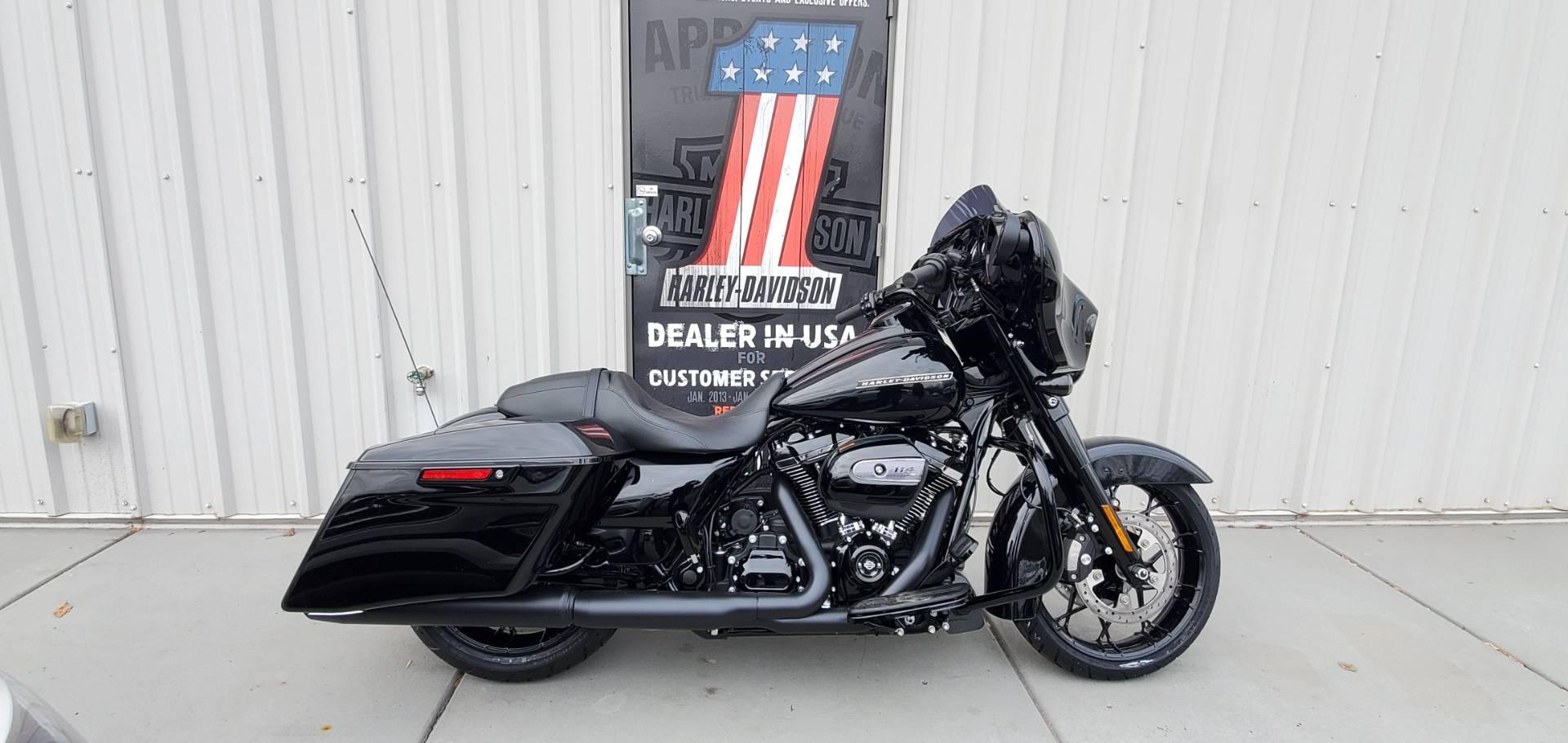 New 2020 Harley-Davidson Street Glide® Special ...