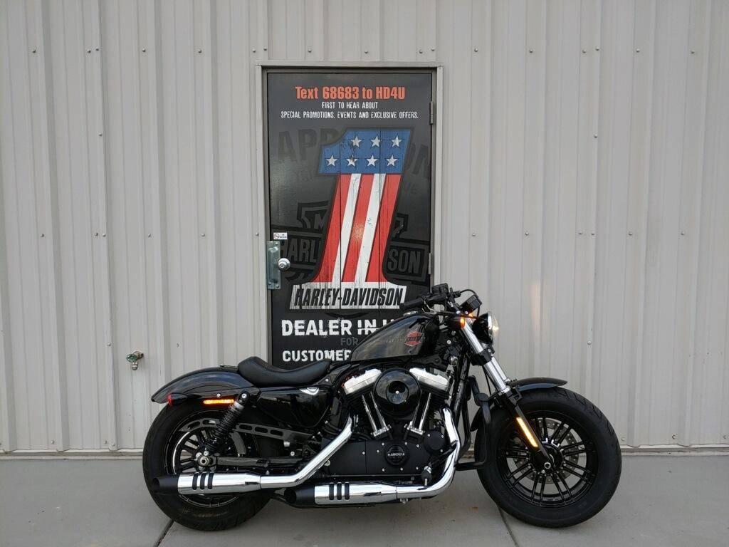 2019 Harley-Davidson Forty-Eight® in Clarksville, Tennessee