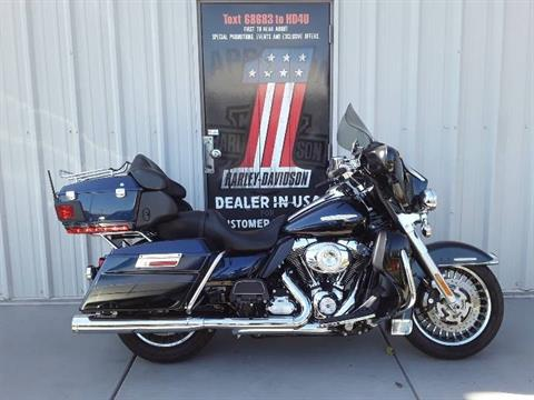 2012 Harley-Davidson Electra Glide® Ultra Limited in Clarksville, Tennessee - Photo 1