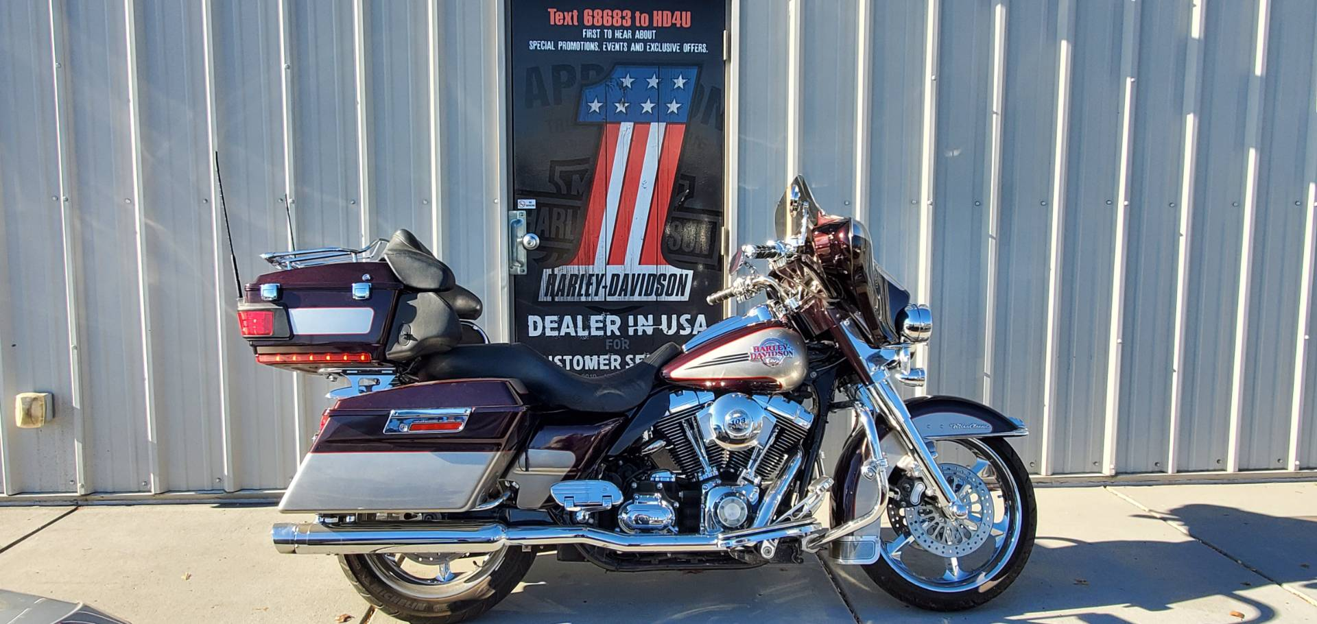 2007 Harley-Davidson Ultra Classic® Electra Glide® in Clarksville, Tennessee