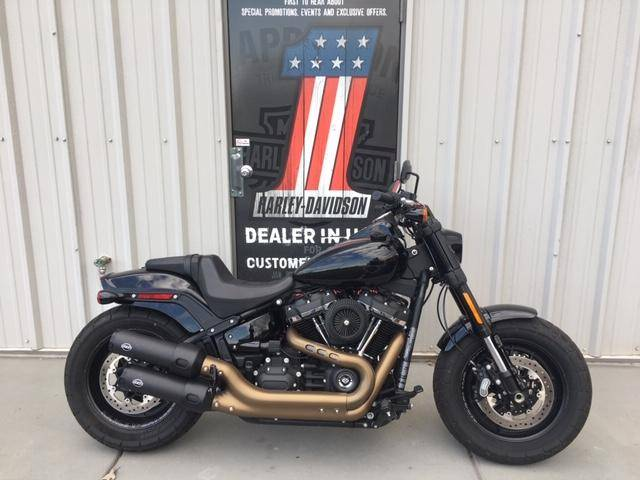 2018 Harley-Davidson Fat Bob® 107 in Clarksville, Tennessee - Photo 1
