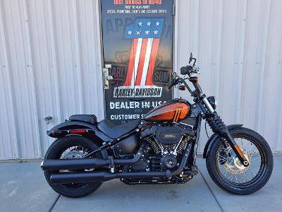 2021 Harley-Davidson Street Bob® 114 in Clarksville, Tennessee - Photo 1