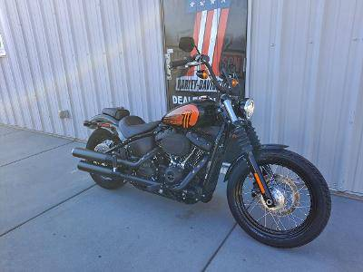 2021 Harley-Davidson Street Bob® 114 in Clarksville, Tennessee - Photo 4