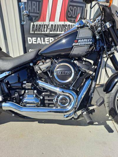 2021 Harley-Davidson Sport Glide® in Clarksville, Tennessee - Photo 2