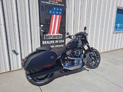 2021 Harley-Davidson Sport Glide® in Clarksville, Tennessee - Photo 5