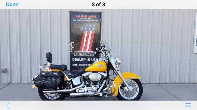 2011 Harley-Davidson Heritage Softail® Classic in Clarksville, Tennessee
