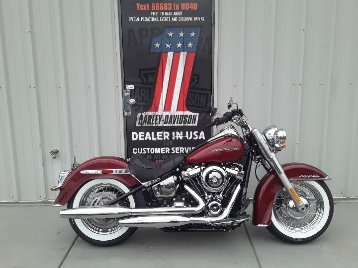 2020 Harley-Davidson Deluxe in Clarksville, Tennessee - Photo 1