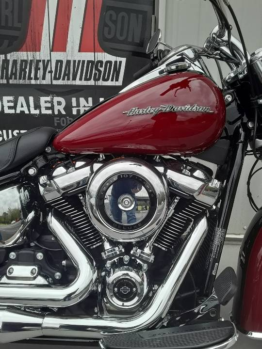 2020 Harley-Davidson Deluxe in Clarksville, Tennessee - Photo 2