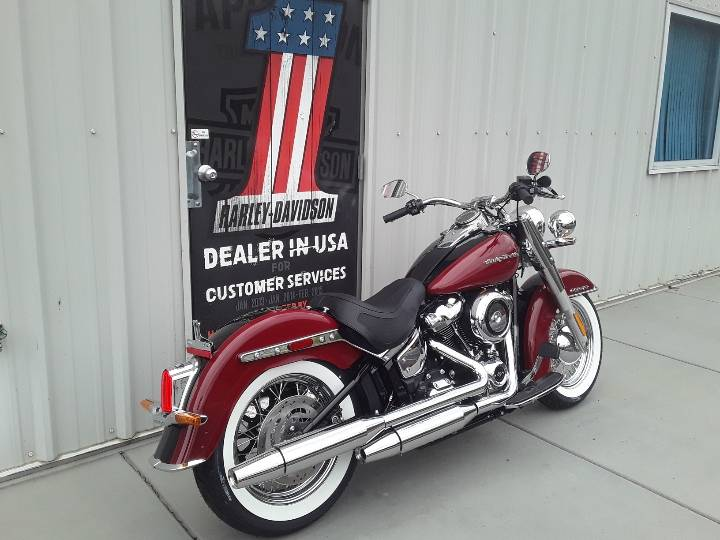 2020 Harley-Davidson Deluxe in Clarksville, Tennessee - Photo 4