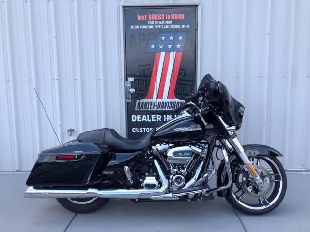 2017 Harley-Davidson Street Glide® Special in Clarksville, Tennessee