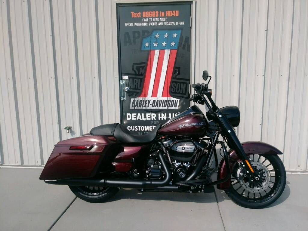 2019 Harley-Davidson Road King® Special in Clarksville, Tennessee