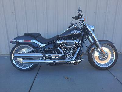 2021 Harley-Davidson Fat Boy® 114 in Clarksville, Tennessee - Photo 1
