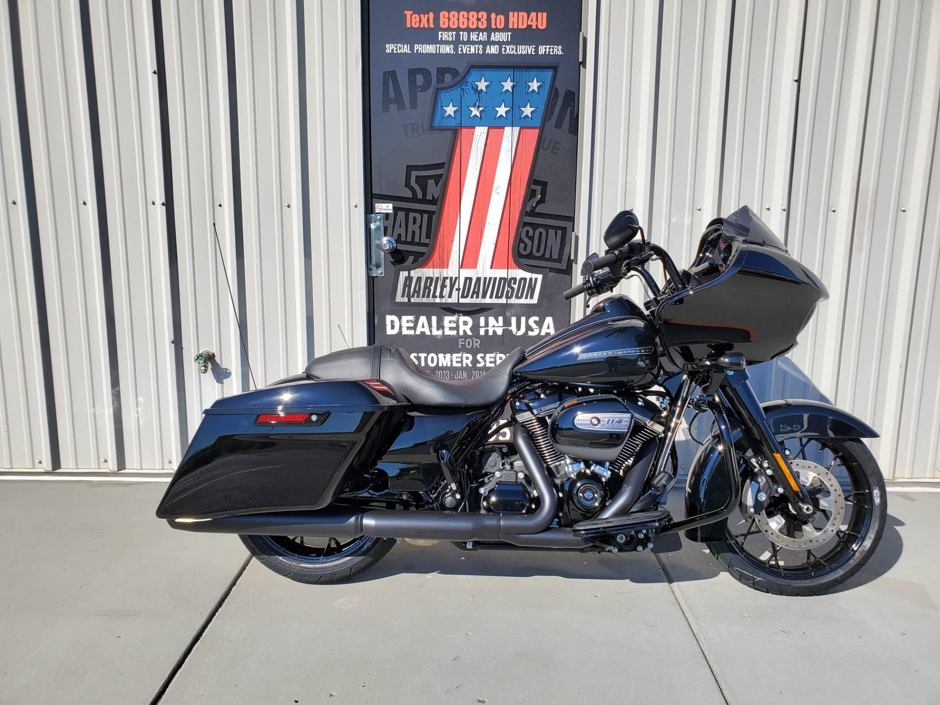 New 2020 Harley Davidson Road Glide Special Motorcycles In Clarksville Tn Nmu655197 Vivid Black