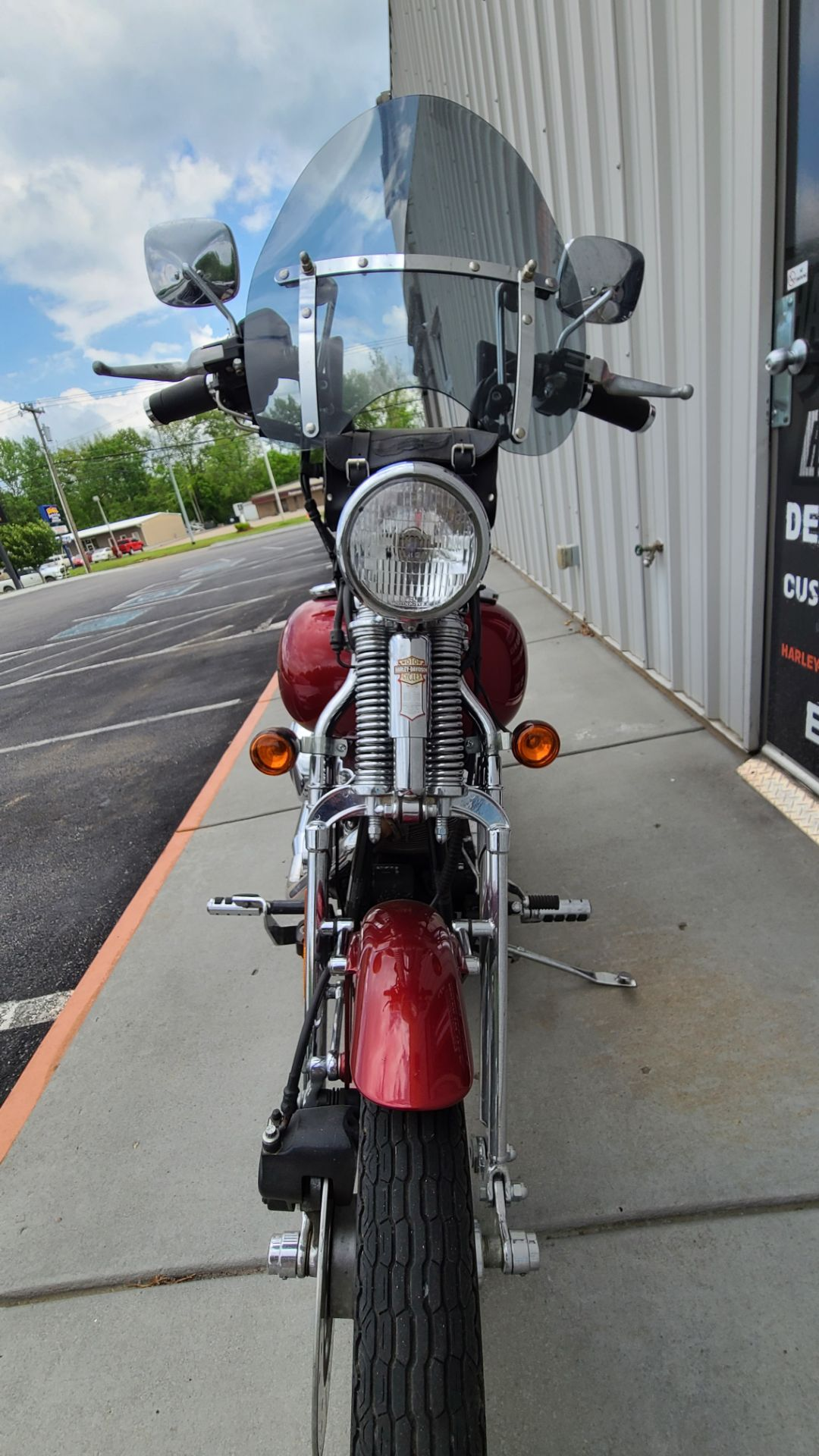 2002 Harley-Davidson FXSTS/FXSTSI Springer®  Softail® in Clarksville, Tennessee - Photo 3