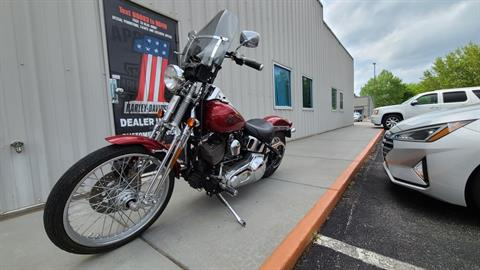 2002 Harley-Davidson FXSTS/FXSTSI Springer®  Softail® in Clarksville, Tennessee - Photo 4