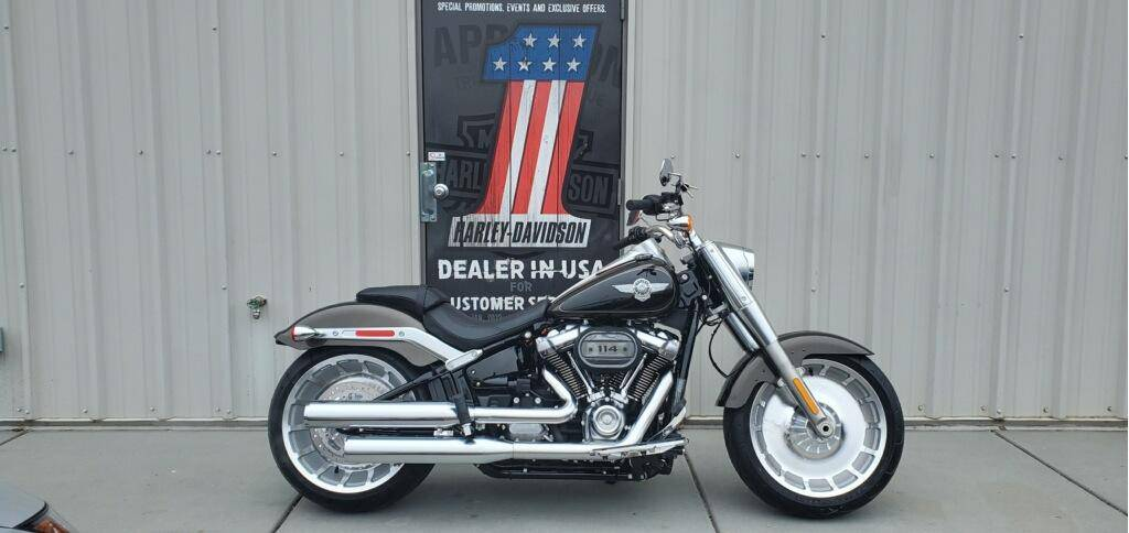 2020 Harley-Davidson Fat Boy® 114 in Clarksville, Tennessee