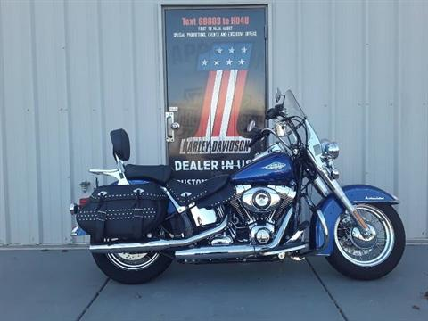 2015 Harley-Davidson Heritage Softail® Classic in Clarksville, Tennessee - Photo 1