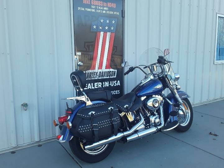 2015 Harley-Davidson Heritage Softail® Classic in Clarksville, Tennessee - Photo 5