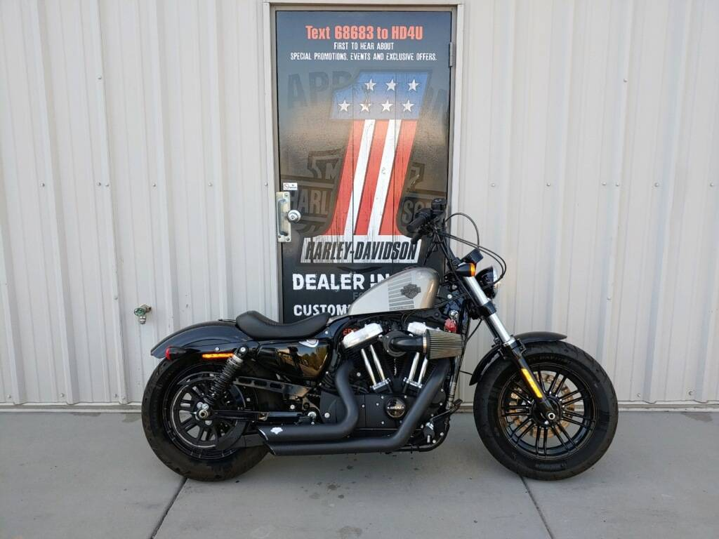 2016 Harley-Davidson Forty-Eight® in Clarksville, Tennessee