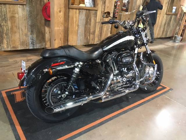 2018 Harley-Davidson 1200 Custom in Kingwood, Texas - Photo 3