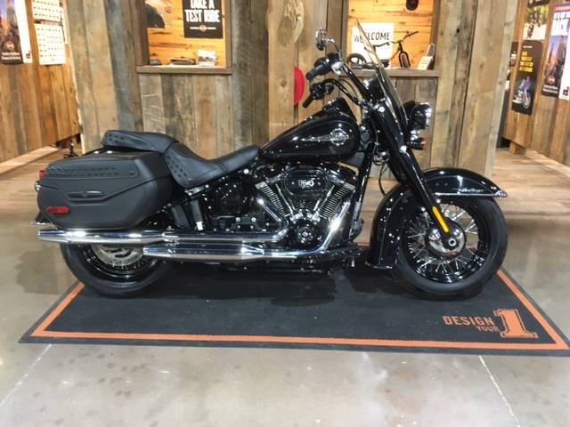 2019 Harley-Davidson Heritage Classic 114 in Kingwood, Texas - Photo 1
