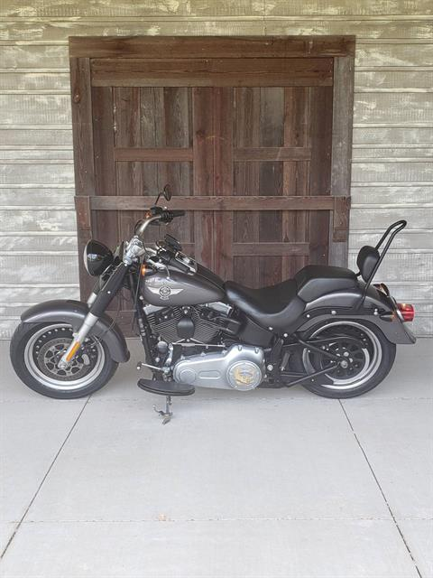 2015 Harley-Davidson Fat Boy® Lo in Kingwood, Texas - Photo 4