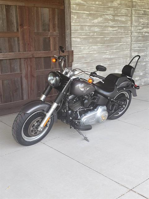 2015 Harley-Davidson Fat Boy® Lo in Kingwood, Texas - Photo 5