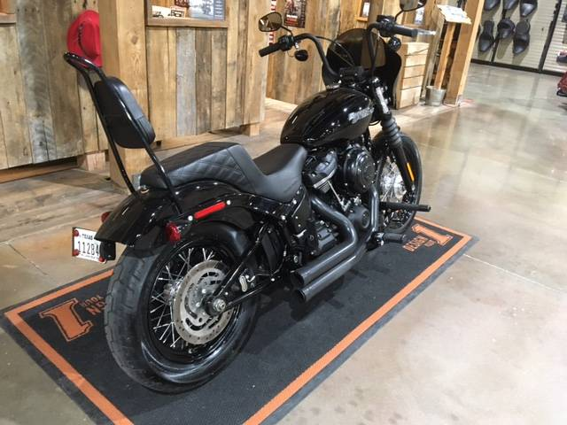 2019 Harley-Davidson Street Bob® in Kingwood, Texas - Photo 3