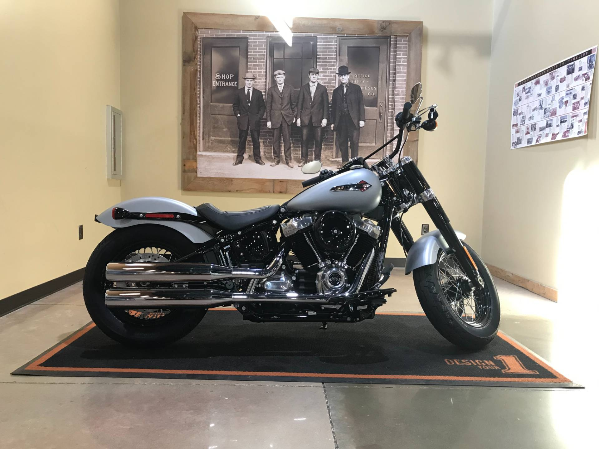 2020 Harley-Davidson Softail Slim® in Kingwood, Texas - Photo 1