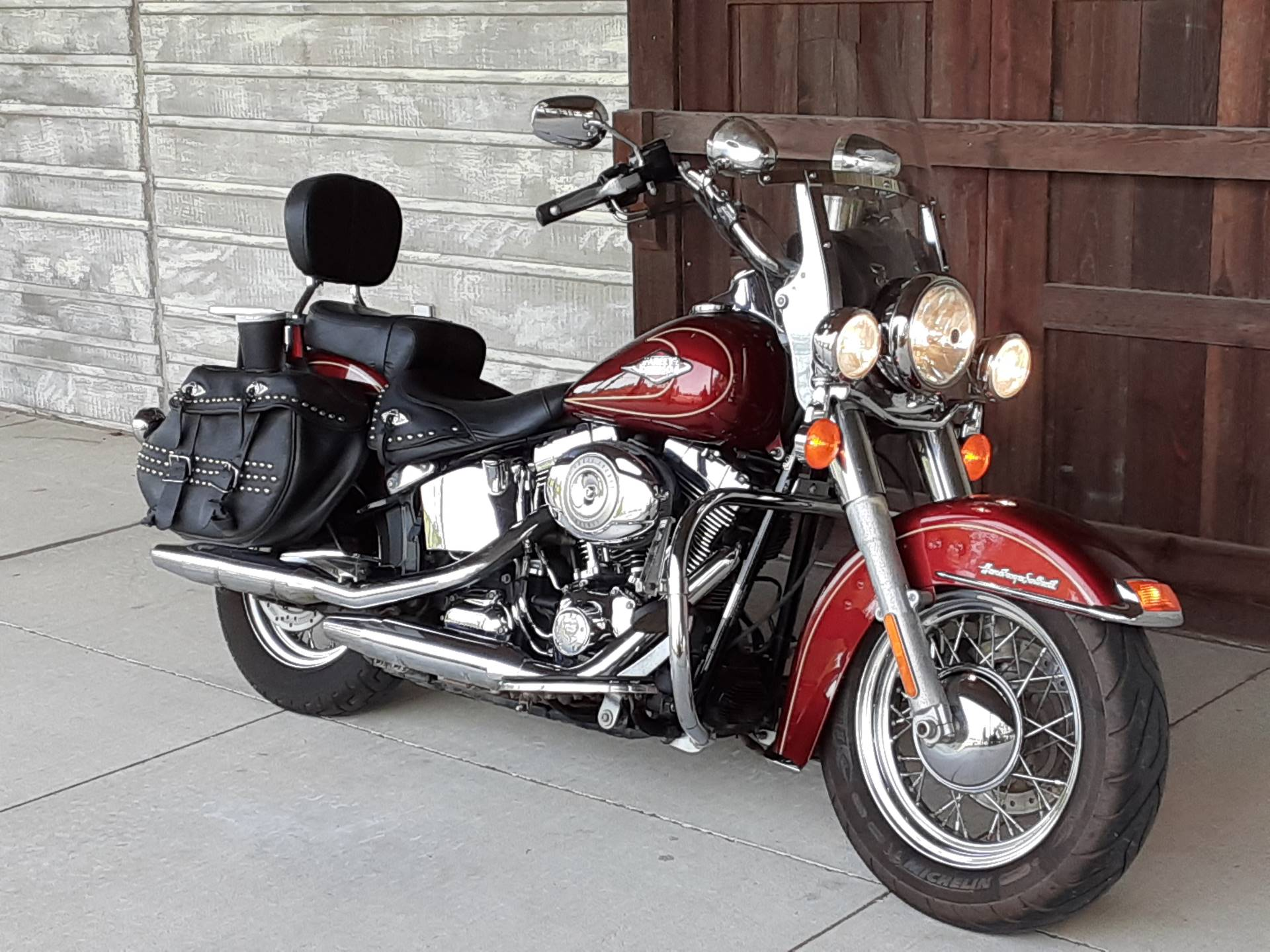 2010 Harley-Davidson Heritage Softail® Classic in Kingwood, Texas - Photo 2