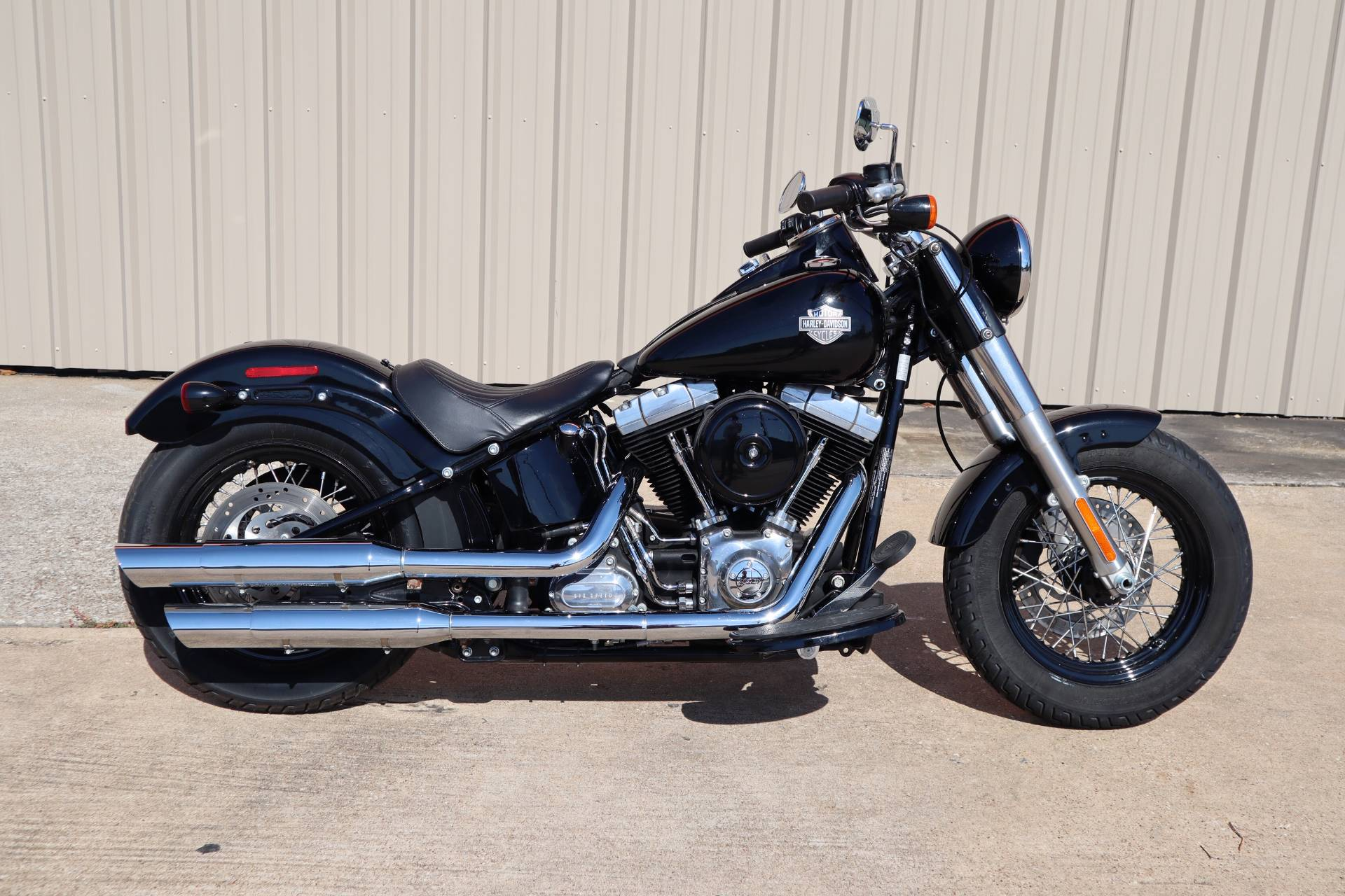 2015 Harley-Davidson Softail Slim® in Conroe, Texas - Photo 1