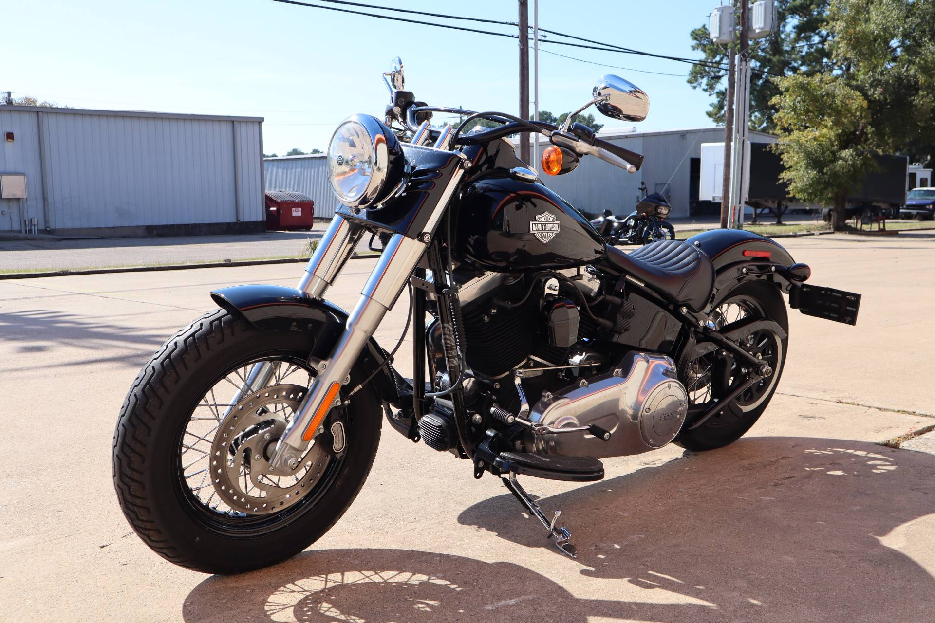 2015 Harley-Davidson Softail Slim® in Conroe, Texas - Photo 5