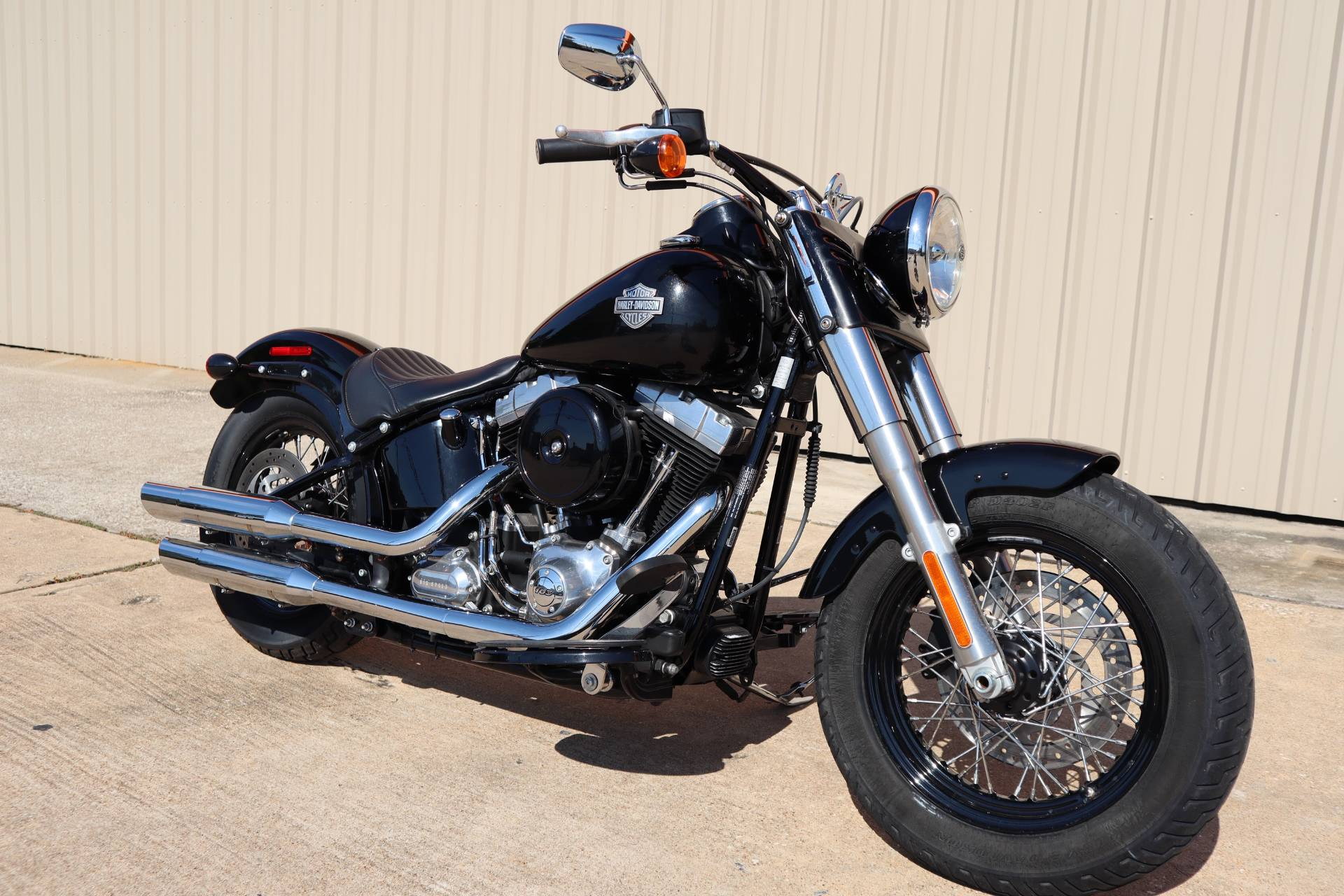 2015 Harley-Davidson Softail Slim® in Conroe, Texas - Photo 6
