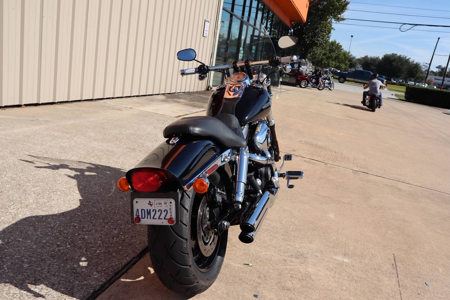 2009 Harley-Davidson Dyna® Fat Bob® in Conroe, Texas - Photo 3