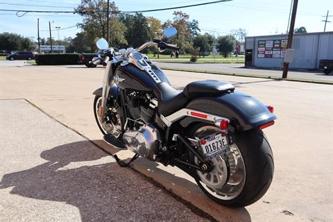 2018 Harley-Davidson Fat Boy® 114 in Conroe, Texas - Photo 4