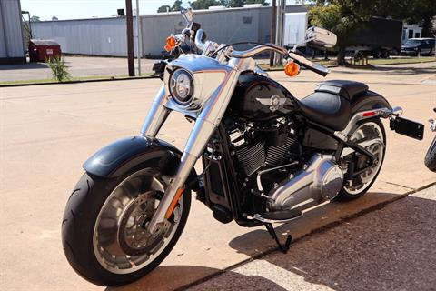 2018 Harley-Davidson Fat Boy® 114 in Conroe, Texas - Photo 6