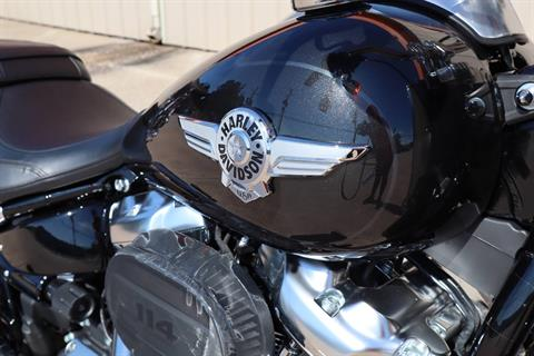 2018 Harley-Davidson Fat Boy® 114 in Conroe, Texas - Photo 8