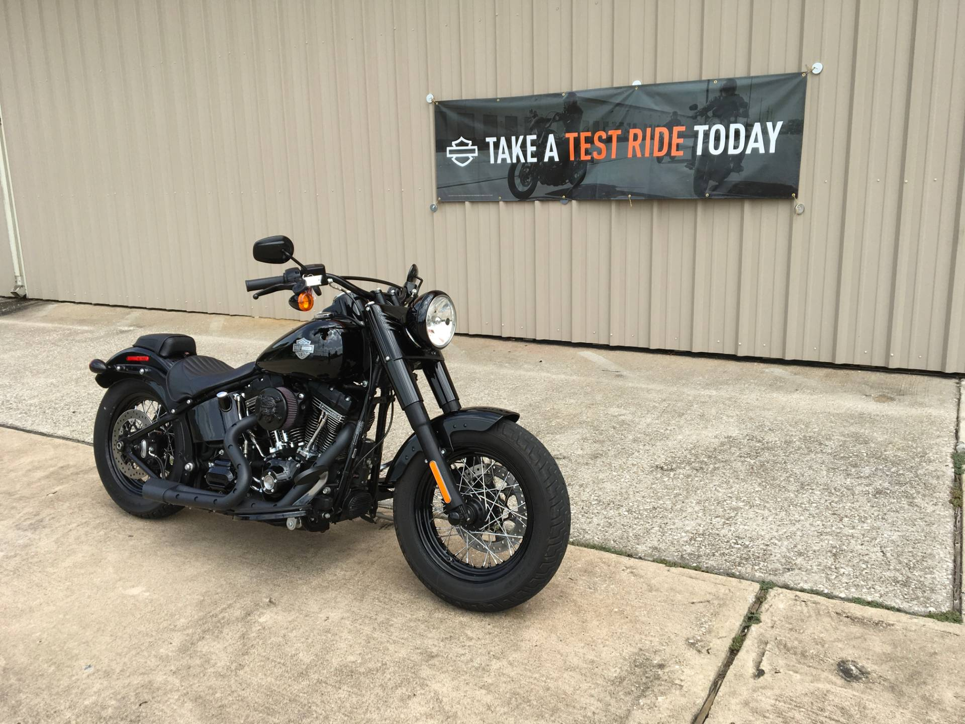 2017 Harley-Davidson Softail Slim® S in Conroe, Texas - Photo 1