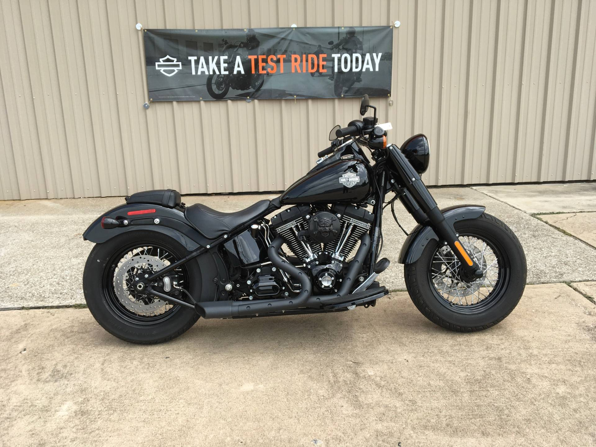 2017 Harley-Davidson Softail Slim® S in Conroe, Texas - Photo 2