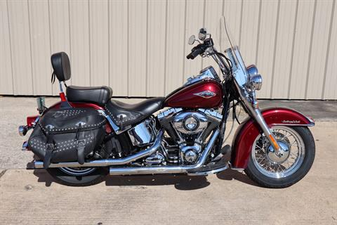 2014 Harley-Davidson Heritage Softail® Classic in Conroe, Texas - Photo 1