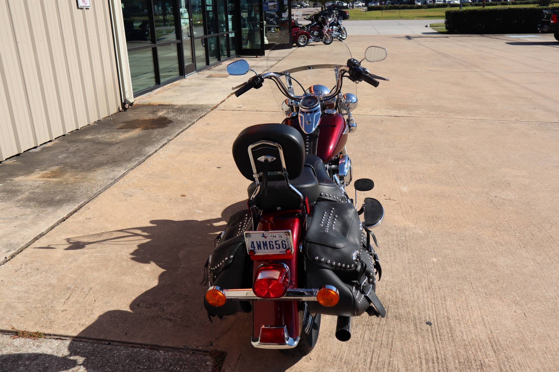 2014 Harley-Davidson Heritage Softail® Classic in Conroe, Texas - Photo 3