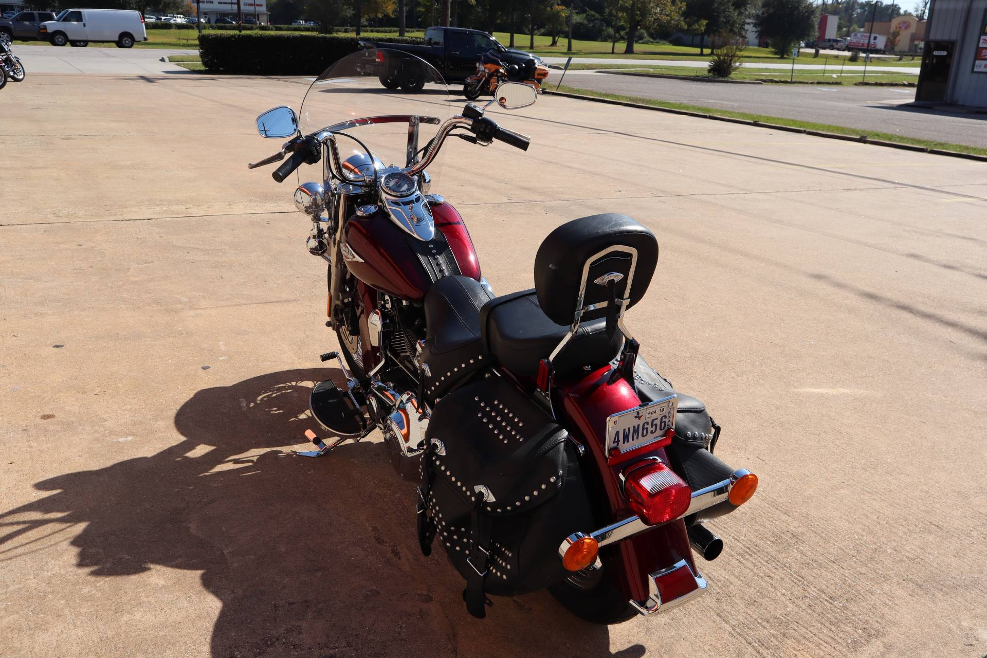 2014 Harley-Davidson Heritage Softail® Classic in Conroe, Texas - Photo 4