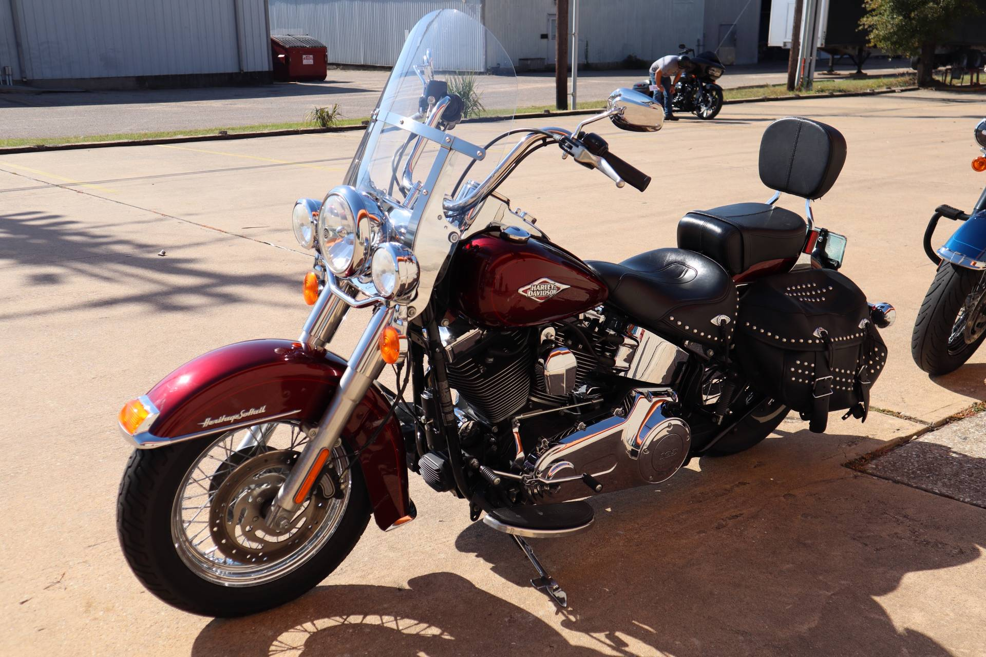 2014 Harley-Davidson Heritage Softail® Classic in Conroe, Texas - Photo 6