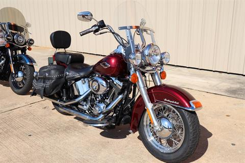 2014 Harley-Davidson Heritage Softail® Classic in Conroe, Texas - Photo 7
